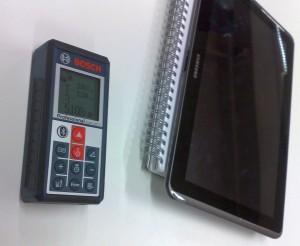 GLM 100 C App Samsung